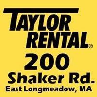Taylor Rental of East Longmeadow, MA