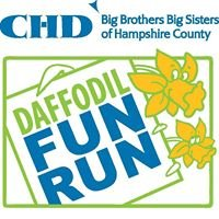 Daffodil Run for Big Brothers Big Sisters of Hampshire County