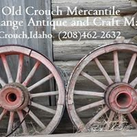 Old Crouch Mercantile Exchange Antique and Craft Mall