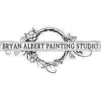 Bryan Albert Painting Studio