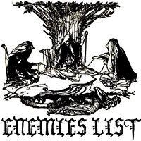 ENEMIES LIST HOME RECORDINGS