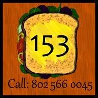 153 Sandwiches