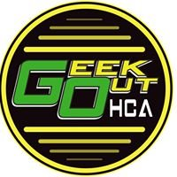 Geek Out: Hannon's Camp America