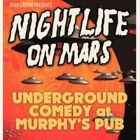 Nightlife on Mars