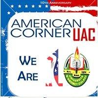 American Corner Université d'Abomey Calavi - ACUAC