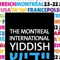 Montreal International Yiddish Theatre Festival