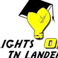Lights On In Lander