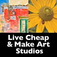 Live Cheap and Make Art Studios
