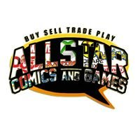 Allstar Comics and Games