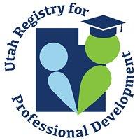 Utah Registry for Professional Development- URPD