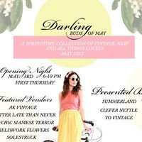 Darling Buds of May Pop Up Shop