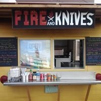 Fire and Knives Food Cart