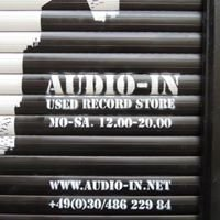 Audio-In Used Record Store