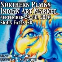 Northern Plains Indian Art Market