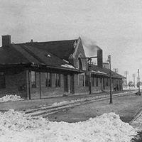 Chicago and NorthWestern Historic Railroad Depot