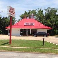 The Donut Palace                             Fort Smith, Arkansas