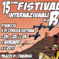 Festival International de la BD d'Ajaccio (Festa di a BD corsa)