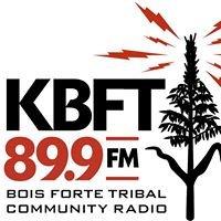 KBFT 89.9 FM Bois Forte Tribal Community Radio