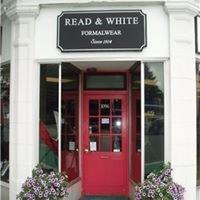 Read & White Formal Wear