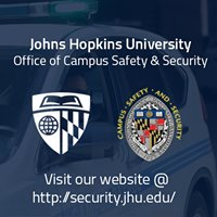 JHU Campus Safety and Security