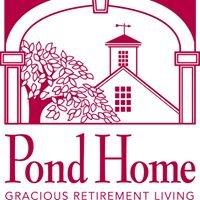 Pond Home