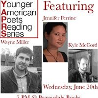 Younger American Poets Reading Series