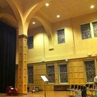 Chapel Performance Space at Good Shepherd Center