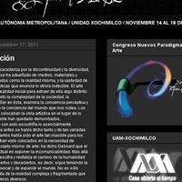 """Primer Congreso Internacional """"Nuevos paradigmas en torno al arte"""""""