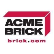 Acme Brick Company - Northwest Arkansas Sales