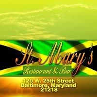 St. Mary's Restaurant & Bar