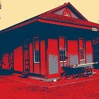Burton Heritage Society located in historical Burton Railroad Depot