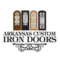 Arkansas Custom Iron Doors www.arkansasirondoor.com