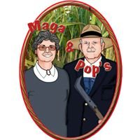 Maga and Pop's Cane Syrup