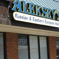 """Aleksey's Market""  Russian and Eastern European Food"