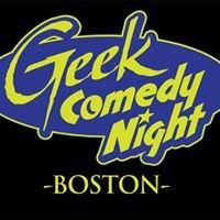GEEK WEEK Comedy