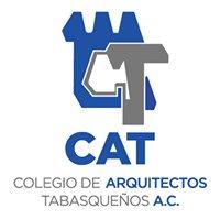 Colegio de Arquitectos Tabasqueños A.C.