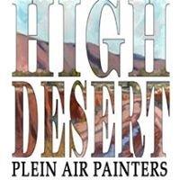 High Desert Plein Air Painters