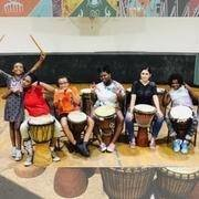 The Young Women's Drumming Empowerment Project