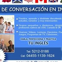 Conversation Club in English / Club de Conversación en Inglés