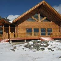 Big Horn Mountain Log Homes