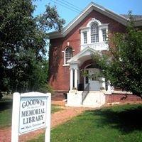 Goodwin Memorial Library