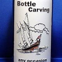 Dancing Sand  Bottle  Etchings