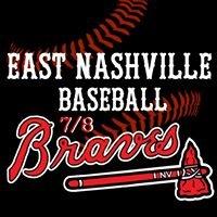 East Nashville Little League 7/8 Braves