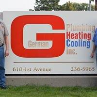 German Plumbing Heating and Cooling