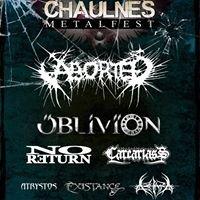 Chaulnes Metal Fest