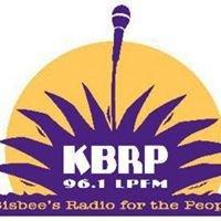 KBRP LP 96.1 FM Bisbee