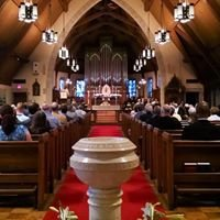 Saint Paul's Church on Lake of the Isles - Minneapolis