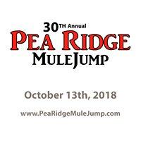 Pea Ridge Mule Jump
