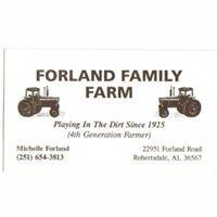 Forland Family Farm