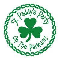 St Paddy's Party on the Parkway